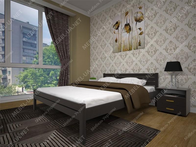 КЛАССИКА - кровать ТМ ТИС (Украина) фото