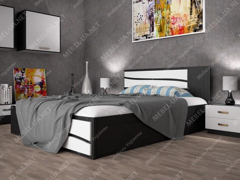 ЭЛИТ 2 ПМ - кровать с подъемным механизмом ТМ ТИС (Украина) фото