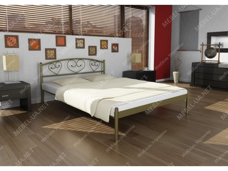 DARINA-1 - металлическая кровать ТМ МЕТАКАМ фото