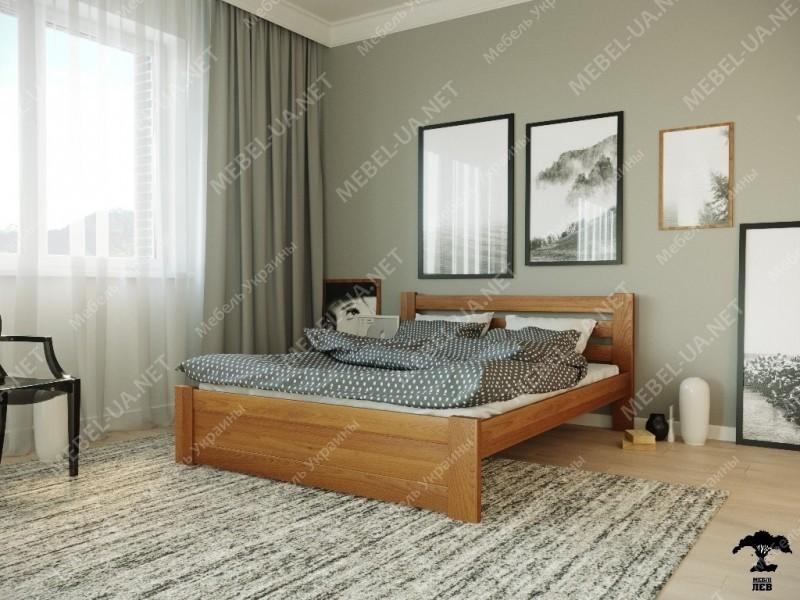 ЖАСМИН - кровать ТМ ЛЕВ (Украина) фото