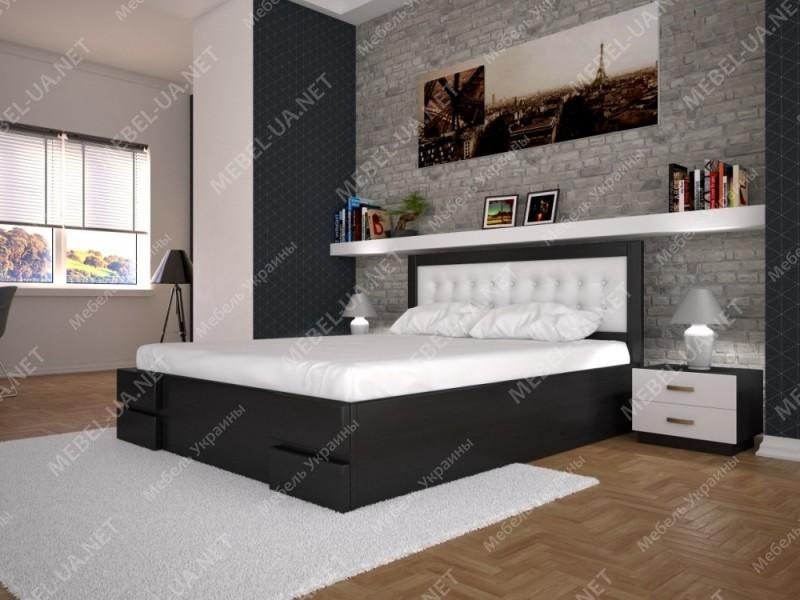 КАРМЕН ПМ - кровать с подъемным механизмом ТМ ТИС (Украина) фото