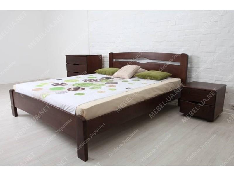 КАРОЛИНА без изножья - кровать ТМ МИКС-МЕБЕЛЬ (Украина) фото