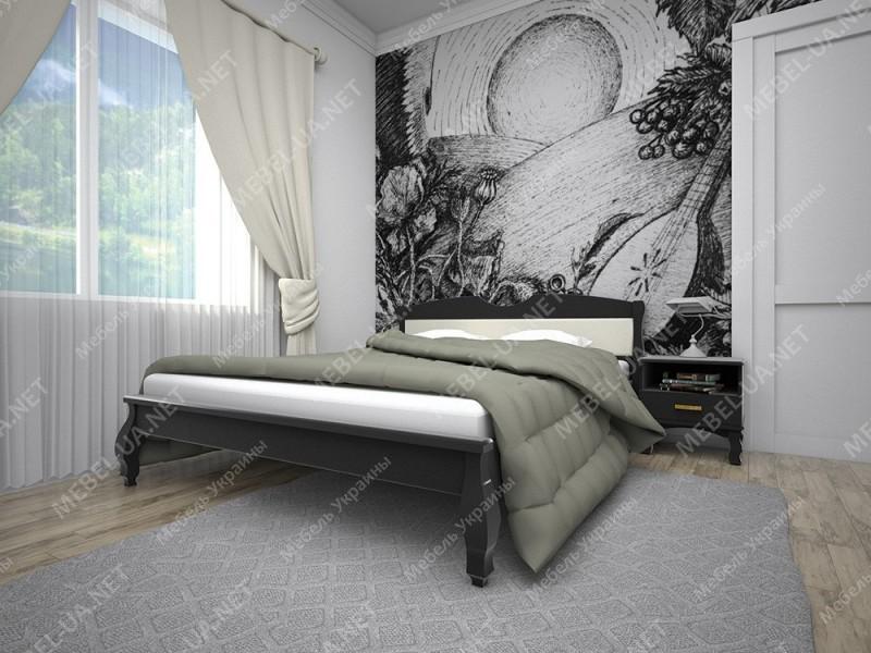 КОРОНА 3 - кровать ТМ ТИС (Украина) фото