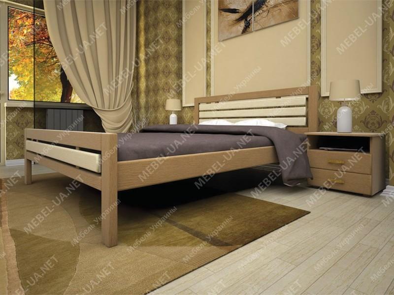 МОДЕРН 1 - кровать ТМ ТИС (Украина) фото