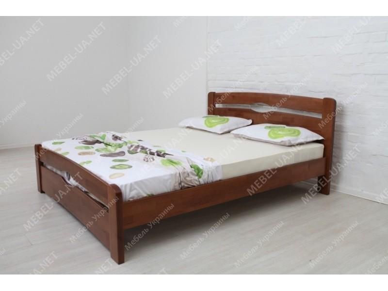 НОВА С ИЗНОЖЬЕМ - кровать ТМ ОЛИМП фото