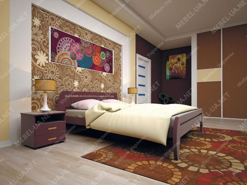 НОВАЯ - кровать ТМ ТИС (Украина) фото