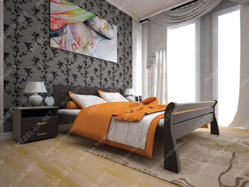 РЕТРО - кровать ТМ ТИС (Украина) фото