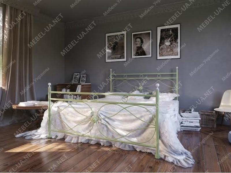ВИЧЕНЦА - металлическая кровать ТМ ТМ BELLA LETTO фото