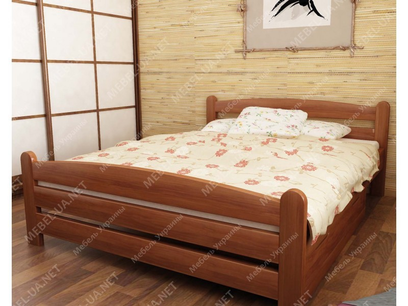 ВЕГА-3 - кровать ТМ ТЕМП (Украина) фото
