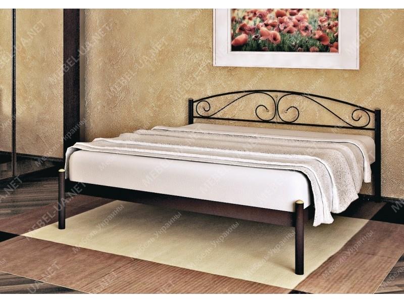 VERONA-1 - металлическая кровать ТМ МЕТАКАМ фото