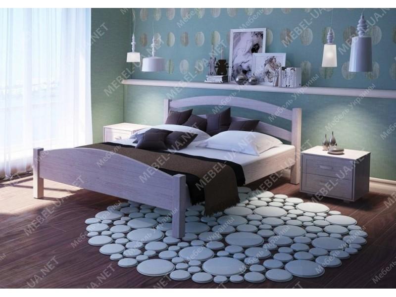 ВЕРОНИКА - кровать из дуба ТМ ARTmebli (Украина) фото