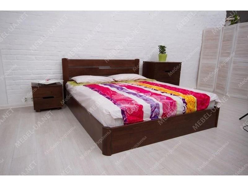 АЙРИС с подъемной рамой - кровать ТМ ОЛИМП фото