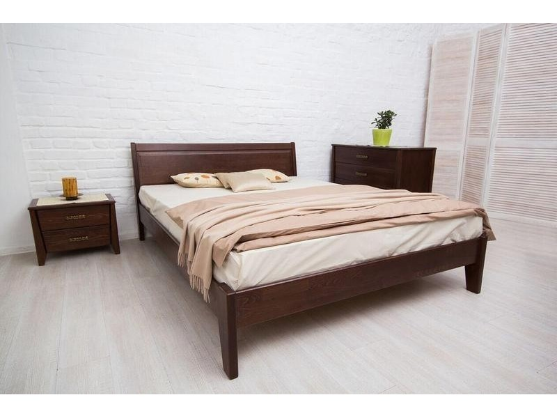 СИТИ без изножья с филенкой - кровать ТМ ОЛИМП фото