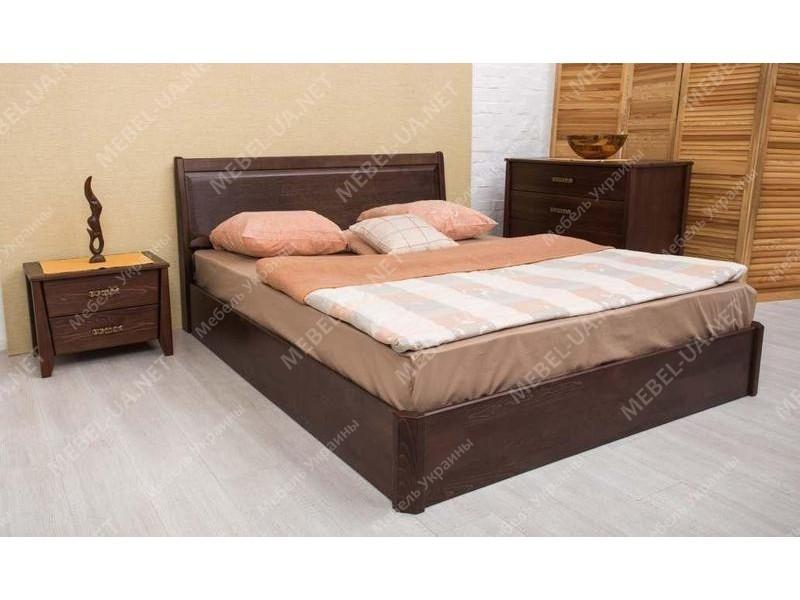 СИТИ с филенкой с подъемной рамой - кровать ТМ ОЛИМП фото