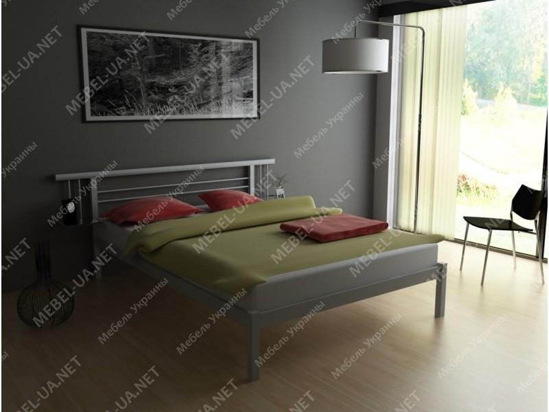 ASTRA - металлическая кровать ТМ МЕТАКАМ фото