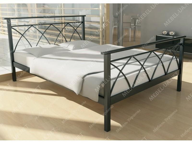 DIANA-2 - металлическая кровать ТМ МЕТАКАМ фото