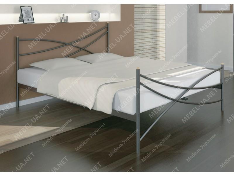 LIANA-2 - металлическая кровать ТМ МЕТАКАМ фото