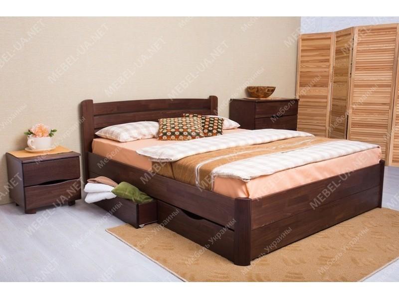 СОФИЯ V с ящиками - кровать ТМ ОЛИМП фото