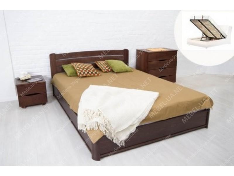 СОФИЯ (бук) - кровать ТМ МИКС-МЕБЕЛЬ (Украина) фото